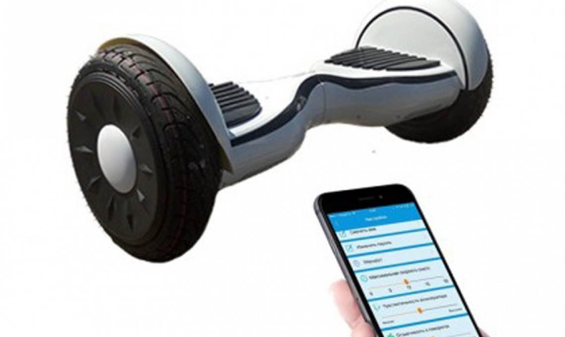 Hoverboard 10 inch Smart Balance 2017- Bluetooth,carrying bag,mobile application