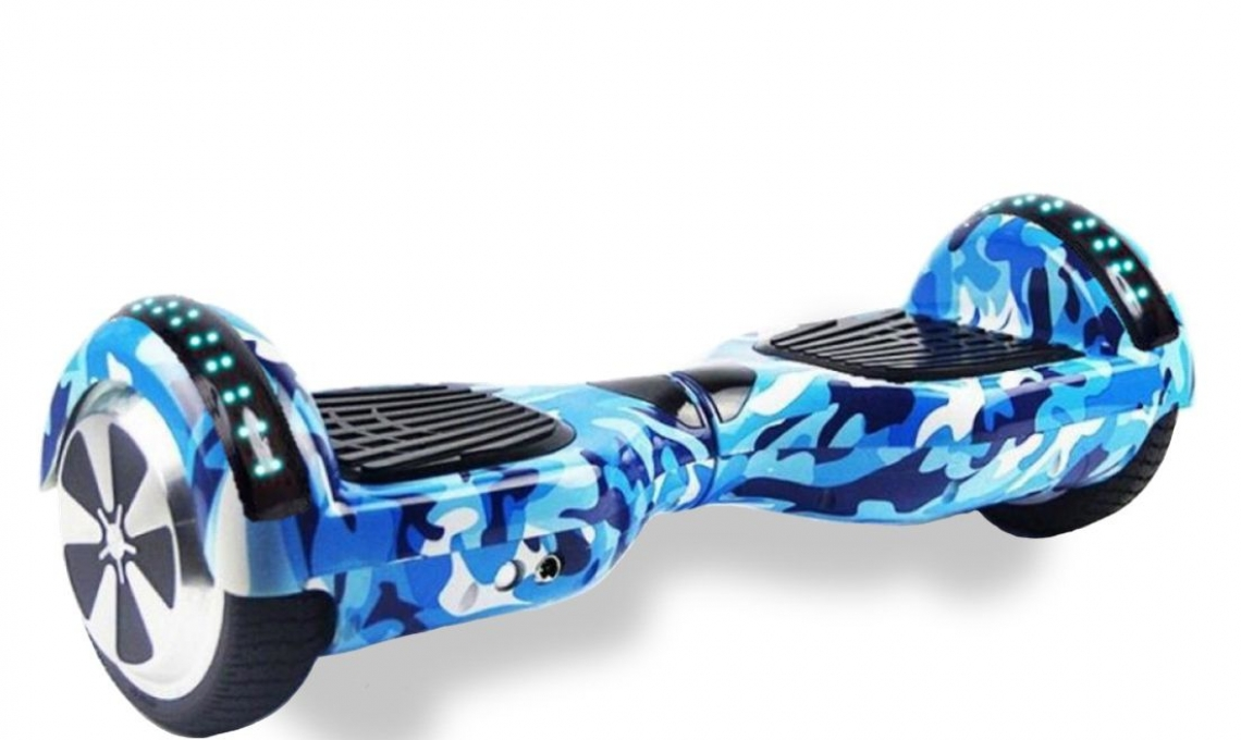 Hoverboard 6.5 inch Smart Balance Medley- Bluetooth,carrying bag,remote control