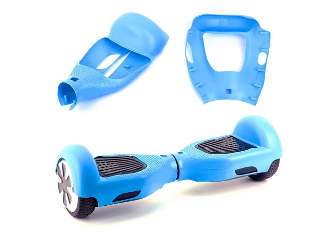 Silicon case for hoverboard